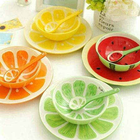 ست ظروف میوه ای 3تکه در هایپرشاین