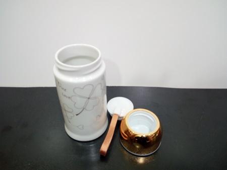 فلاکس چینی درجه یک با جای قند و چای در هایپرشاین