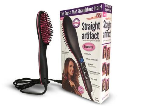 برس حرارتی مو  Straight artifact را از هایپرشاین تهیه نمایید / hypershine.ir