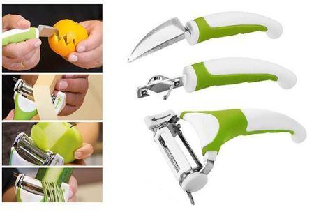 پوست کن چند کاره Triple Slicer  در هایپرشاین / hypershine.ir