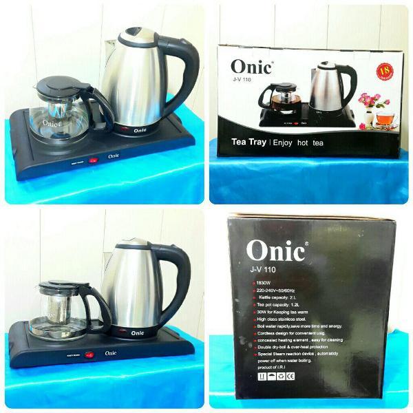 چای ساز اونیک  onic در هایپرشاین